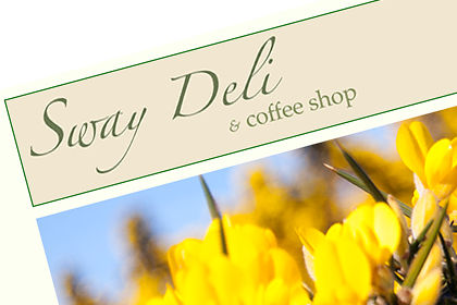 Sway Deli and Coffee Shop
